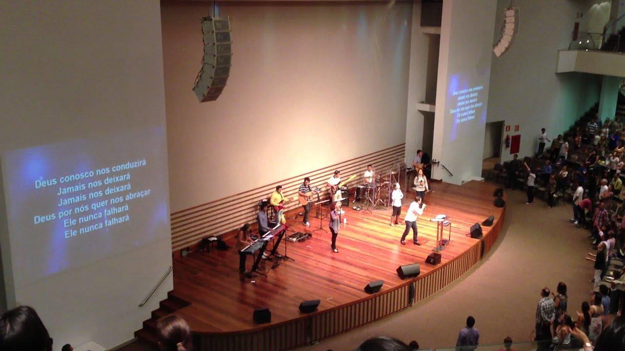 Nosso Deus é Poderoso (God Is Able) - Igreja Batista