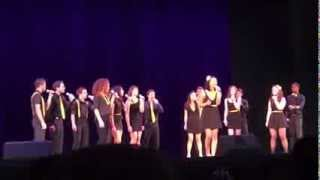 Just Give Me a Reason (Pink) - Mood Swing A Cappella