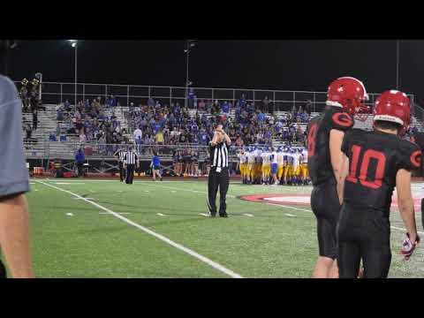 Greenville vs. North Lamar High School football