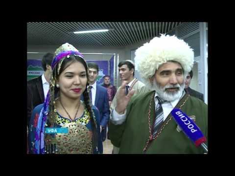 Марш-парад народов Башкортостана состоялся накануне в Уфе