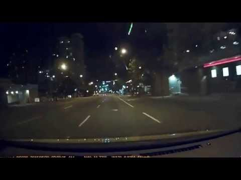Black Top Cab driver nearly killed us on may 28 Thursday 2 am. (Vancouver, BC Canada)