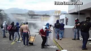 Protestas en Táchira este 05 05