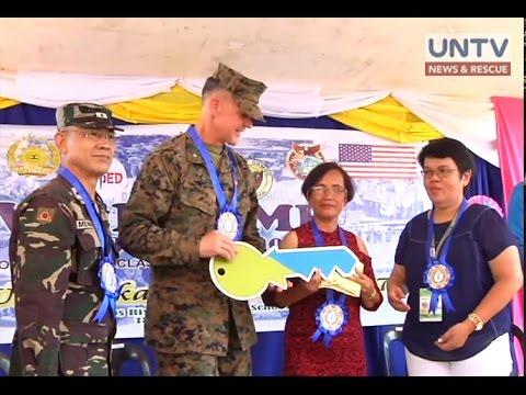 3 paaralan sa E. Visayas, nai-turn over na sa lokal na pamahalaan at Deped