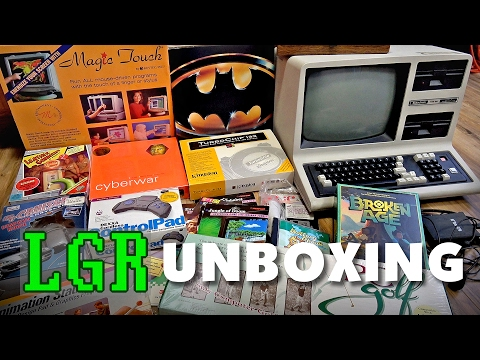 LGR - Opening More Stuff You Sent Me!