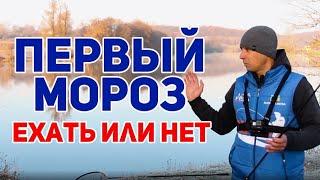 Рыбалка в первый мороз На Что клюет и ГДЕ Особенности ловли предзимней щуки и окуня