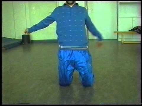 storm footwork training lynarstrasse 1996
