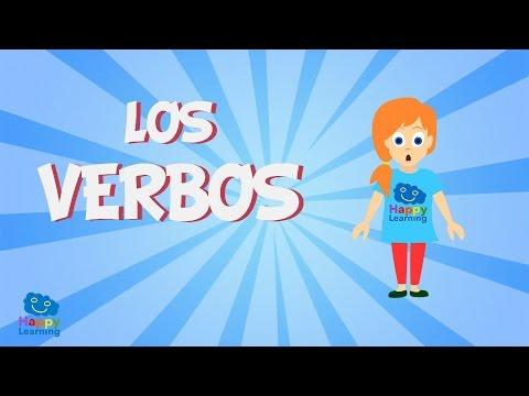 Los Verbos | Videos Educativos para Niños