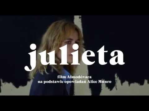 Julieta (2016) zwiastun PL, film dostępny naVOD iDVD