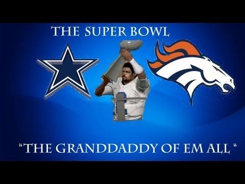 Meet The Savior EP.5 | Dallas Cowboys Vs the Denver Broncos | Down to the Wire!|