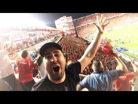 INDEPENDIENTE Vs FLAMENGO  | FINAL COPA SUDAMERICANA 2017 | Reacción en el Estadio