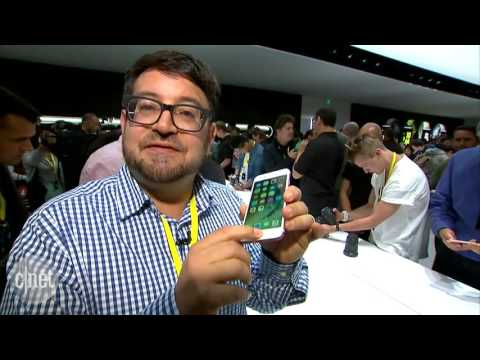 iPhone 7 is here  Water resistant body, better cameras, jet black color option