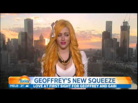 TODAY - Geoffrey Edelsten's new girlfriend on MSN Video