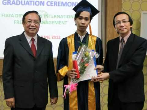fiata diploma in freight forwarding at Logistics Institute.wmv