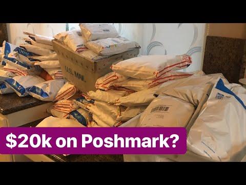 Sorry I've been MIA! I Cross-Listed $20k from eBay to Poshmark!