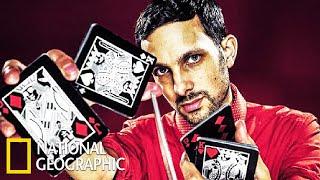 Карточный фокусник  | Документальный фильм про фокусы | (National Geographic)