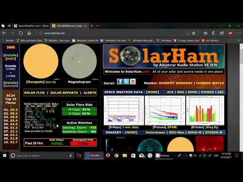 WRMI update and Solar Activity and propagation outlook