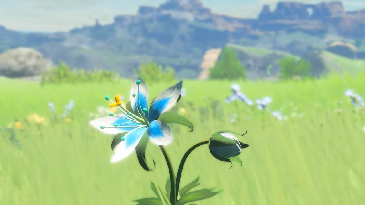 Check Out This Cool Song Made Using Audio From ZELDA: BREATH OF THE