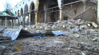 Syria's heritage destroyed by war