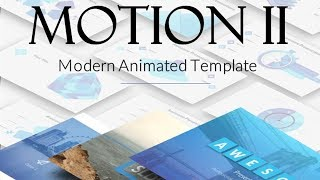 Animated powerpoint presentation template. Powrpoint tricks