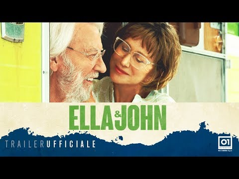 ELLA & JOHN - The Leisure Seeker (2018) di Paolo Virzì - Trailer Ufficiale HD