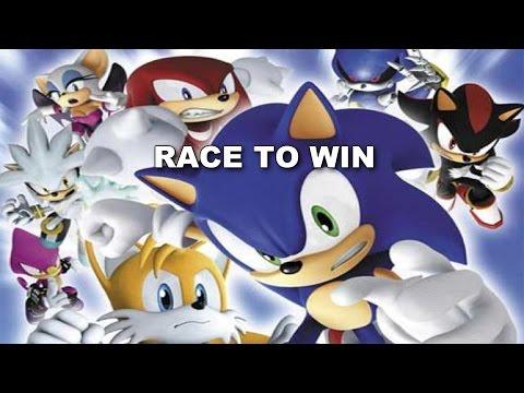 [SONIC KARAOKE] Sonic Rivals 2 - Race to win (Ted Poley) [WATCH IN HD]