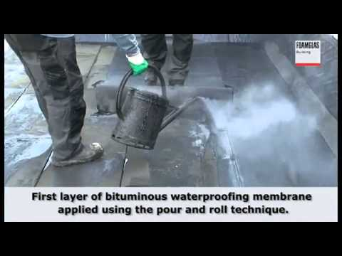 FOAMGLAS® Compact flat Roof on reinforced concrete deck(1 ...