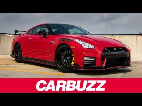 2020 Nissan GT-R Nismo Test Drive Review: Godzilla Still Bites