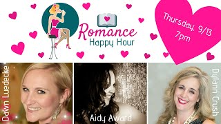 Romance Happy Hour - Episode #1