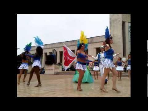 2012 Samba show Texas State Fair, Dallas | United Dance Academy