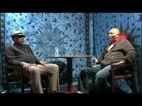 Ivan Neville interviews Henry Butler @ FIBArk 6-16-07 PART 2