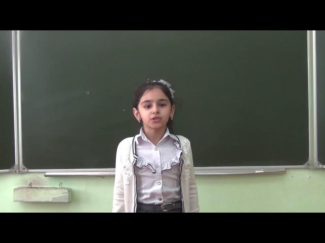 Изображение предпросмотра прочтения – МарияШароян читает произведение «С Днём Победы» (Разные писатели )