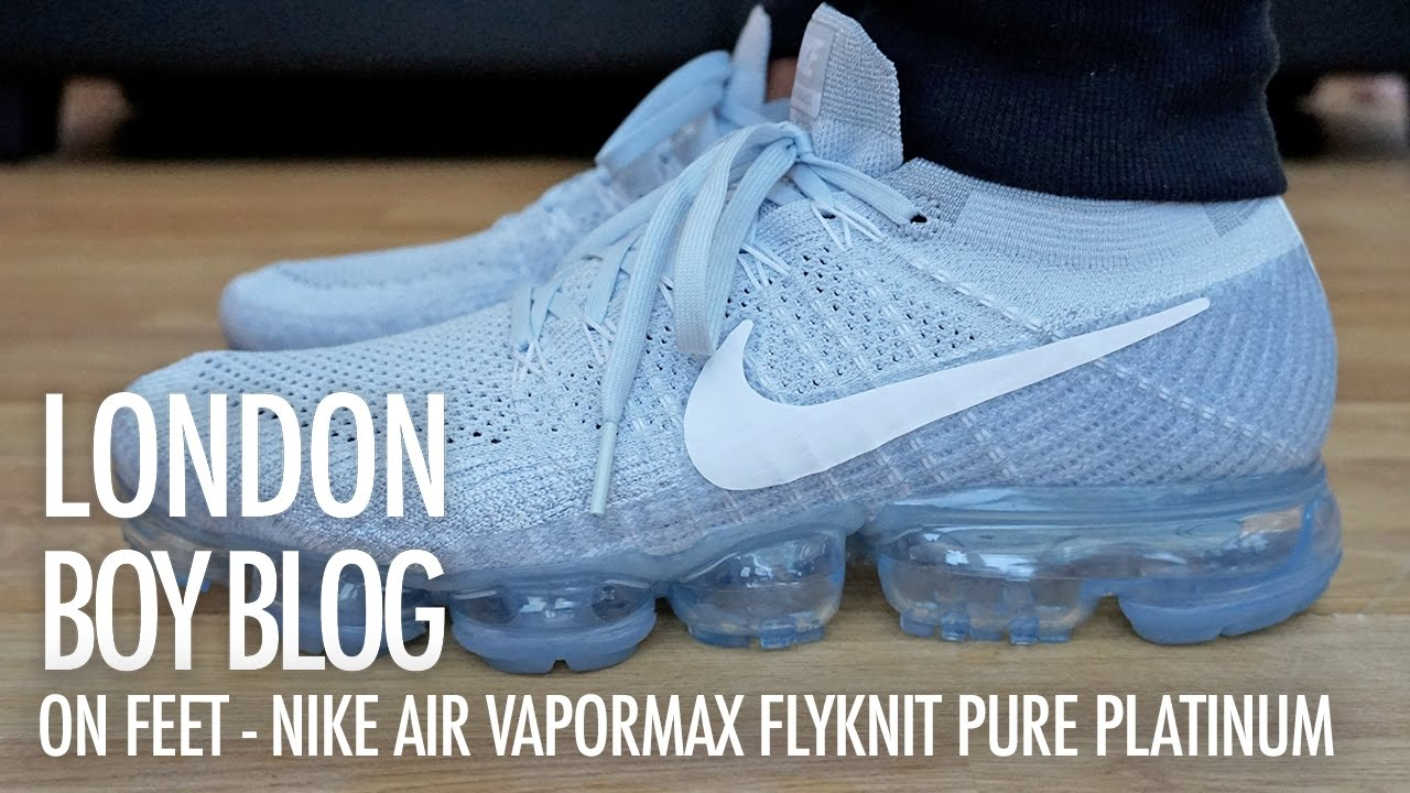 Nike Vapormax Flyknit Quick Review SIZING compared to Flyknit