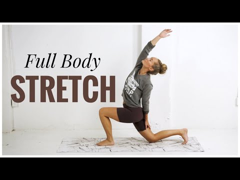 Full Body STRETCH // Recovery Day Workout