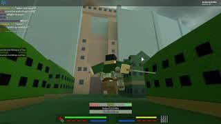 Roblox attack on titan part 2