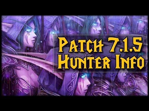 Patch 7.1.5 BM Better Than MM?! Set Bonus Changes!
