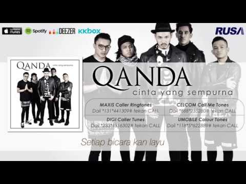 (OST Drama) Duda Terlajak Laris | Qanda - Cinta Yang Sempurna [Official Lyrics Video]