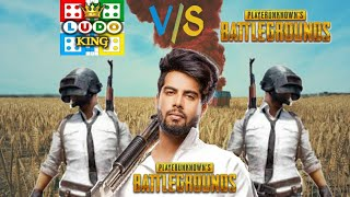 Pubg vs ludo singga new latest song only on Punjabi audio song channel