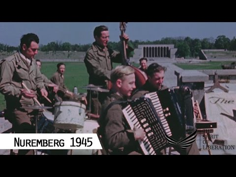 Nuremberg 1945 - City of the Reichsparteitage (Reich Party Congresses)