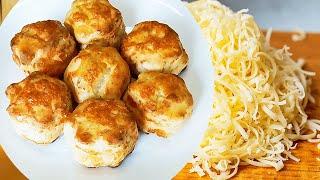 Parmesan Cheese Cookies - Hungarian Pogácsa Recipe