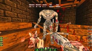 I Love Daikatana - E3M3 - Dungeon (560 CE Norway)
