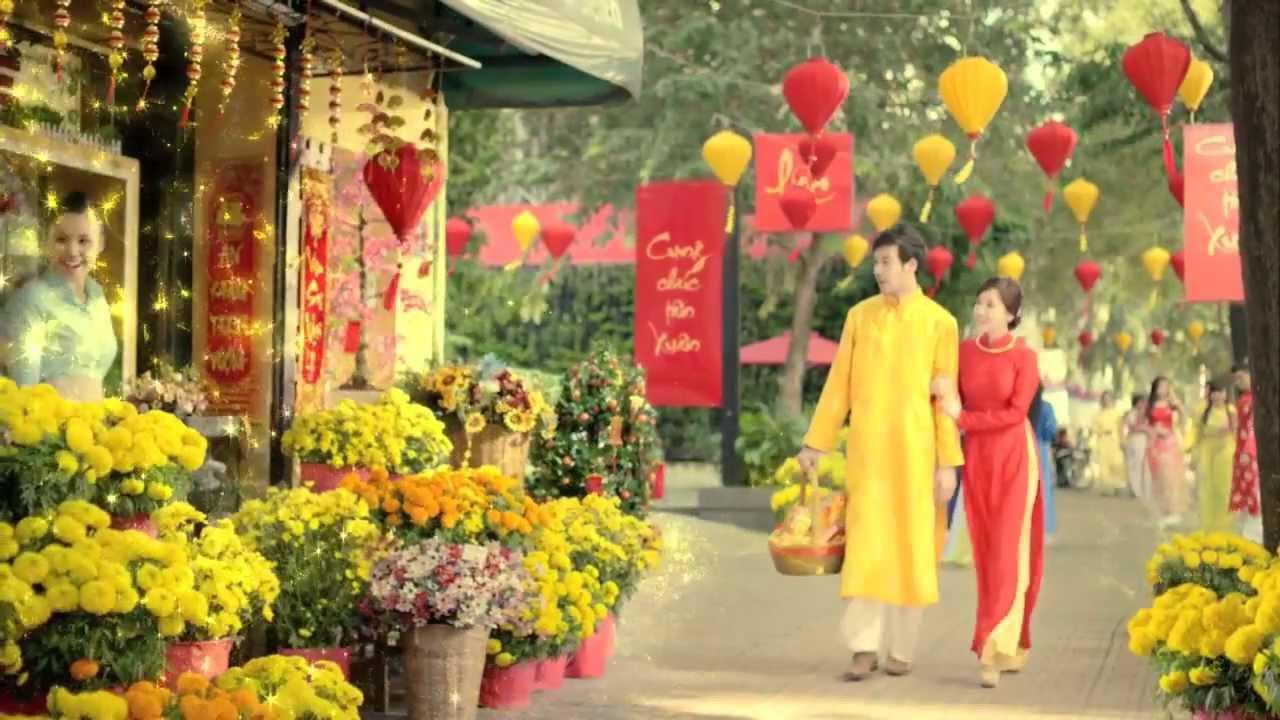 Quảng cáo tết 2014 mới nhất của Kinh Đô [HD]