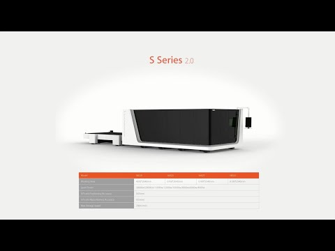 Upgraded S Series Version 2.0! Fast, Stable And Intelligent. See How It Works: