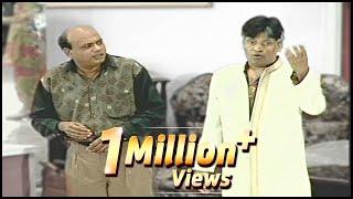 Mein Nahi Bataon Ga, Umer Sharif, Zakir Mastana - Clip From Comedy Drama Maramat Zarori Hai
