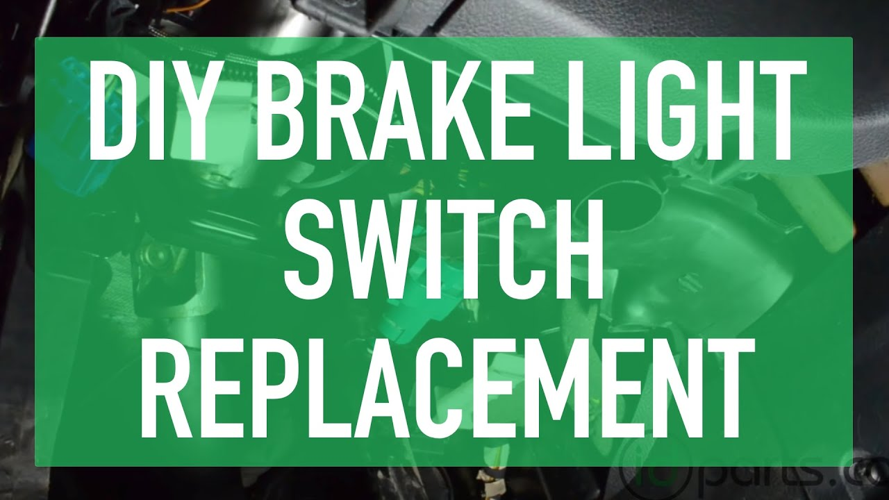 2006 Jetta Tdi Fuse Diagram Replacing Rear Brake Light Switch On Vw Youtube