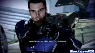 Repeat youtube video Mass Effect 3 - Shepard Kills Kaidan