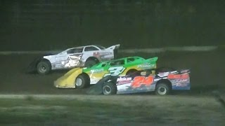 Genesee Speedway Crate Late Model Feature