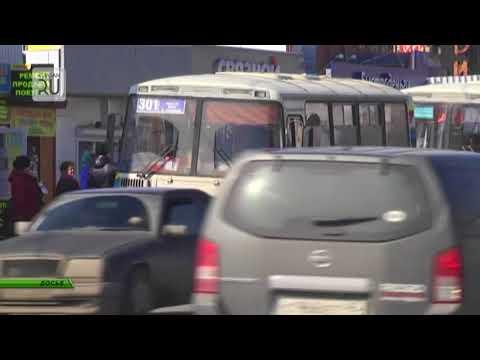 В объезд! В Кургане автобусы изменят маршруты