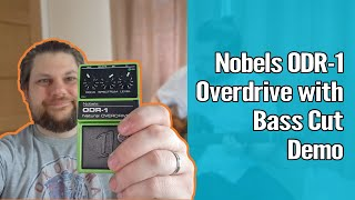 Nobels ODR 1 BC Over Drive with Bass Cut