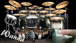 Psychosocial - Slipknot - cover by Wanna Virtual Drummer