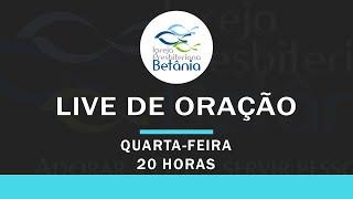 Live de Oração - 29/07/2020